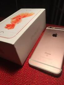 Apple Iphone 6S 64 GB Rose Gold EE