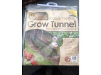 6 x Robust Grow Tunnel Netting