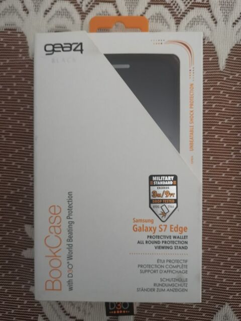 quality design bcad0 562f6 Samsung s7 edge gear4 D30 book case. Brand new. Bought from carphone  warehouse . Original price £30. | in Wombwell, South Yorkshire | Gumtree