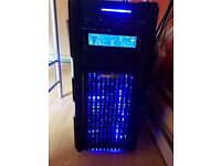 Gaming pc set up, prefered for swap for laptop, but can be for sell