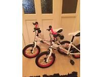 Boys bikes for sale