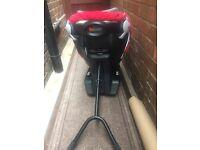 BeSafe Izi combo X3 rear facing car seat