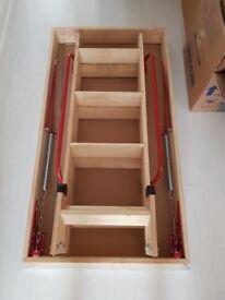 Luxury Loft Ladder - Excellent Condition