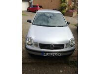 Volkswagen Polo 1.4 low millage