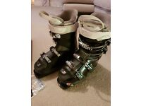 Womens head ski boots size 5-5.5 uk (245)