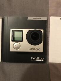 GoPro Hero 4 + Accessories