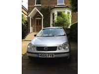 Vw polo 1.4 twist 2005/5 door/manual