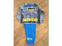 Boys Batman Pyjamas 2-3 years