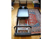 Pilates Reformer exercise machine