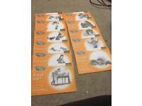 Read and Write Inc set of 11 orange books