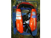 Compact 150 personal flotation device
