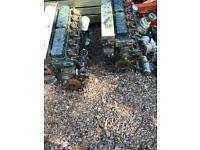 VOLVO DIESEL PENTA BOAT ENGINES EXPORT AFRICA INBOARD 6 CYLINDER BARGAIN