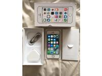 iPhone 5S EE / Virgin Gold Very good condition