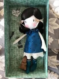 2 gorjuss dolls