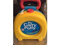My Carry Potty- portable potty
