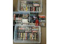 Over 300 DVDs and more