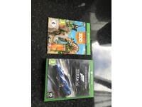 Forza 6, Zoo Tycoon Xbox one