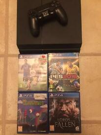 Ps4 bundle 1tb