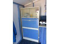 1960's Kitchen Cabinet/larder