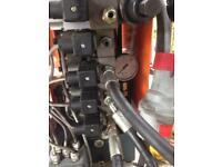hydraulic 400 bar pump