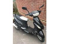 50 cc moped