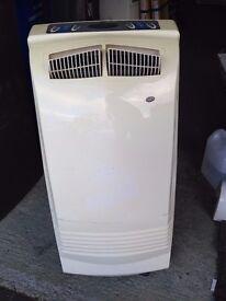 Prem-i-Air KYD32 Mobile Air Conditioning unit de-humidifier,heats & cools