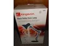 Kingavon black lamp