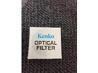 Kenko uv camera filters