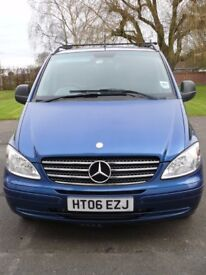 MERCEDES VITO VAN FOR SALE