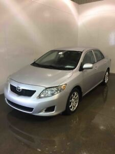2010 Toyota Corolla CE GR.ELECTRIQUE+ AIR CLIMATISE+ BLUETOOTH+