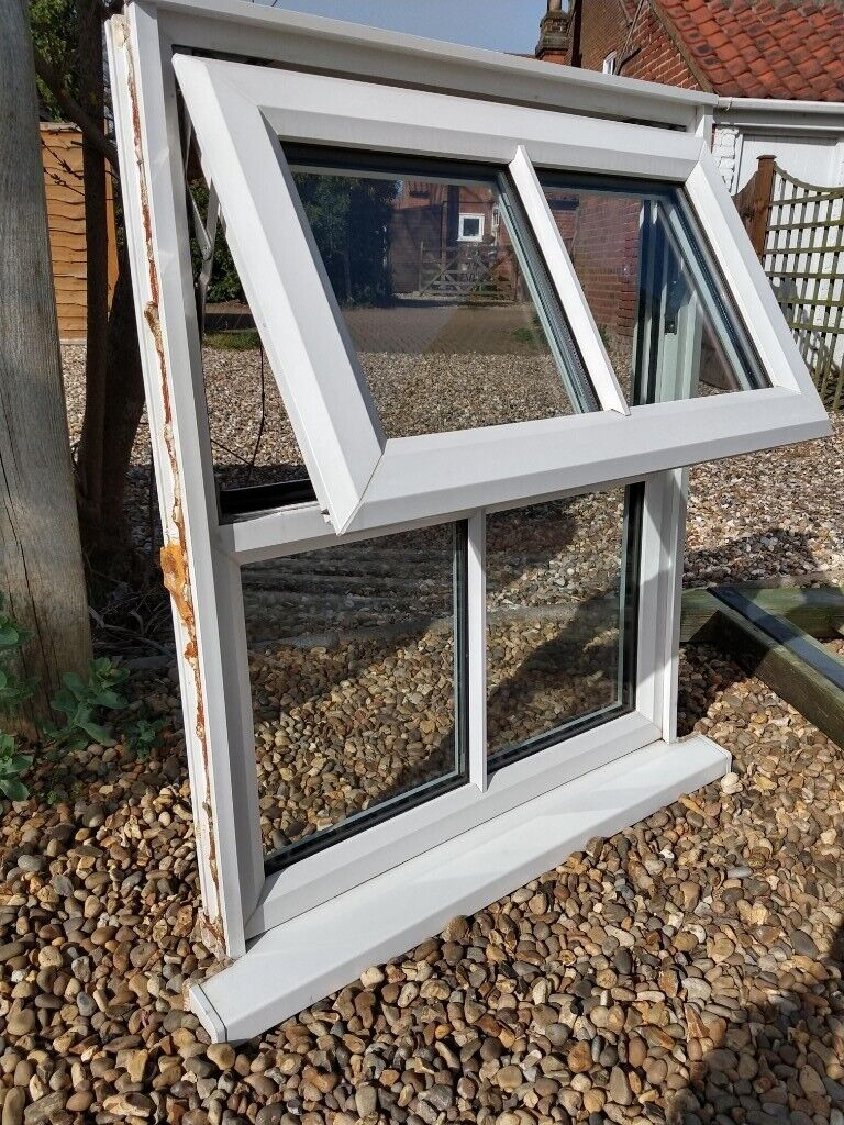 new styles 5ea5e 394dc Double glazed uPVC cottage style window | in Norwich, Norfolk | Gumtree