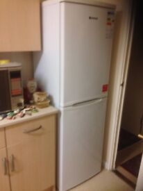 Hoover fridge freezer in good working order