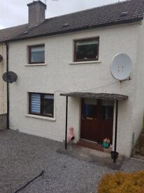 2 Bedroom, End Terraced, House Quiet Area Of Dingwall