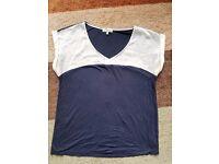 Smart maternity t-shirt, Next size 10