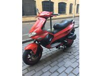 Gilera runner 200 reg as 125