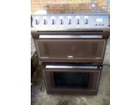 Creda Hotpoint Electric Double Oven Cooker 55cm - 100% Working