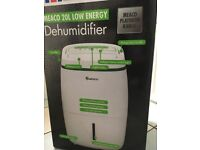 Meaco Dehumidifier 20L low energy