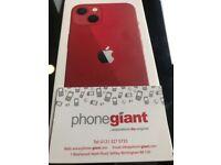 APPLE IPHONE 13 128GB BRAND NEW SEALED UNLOCKED