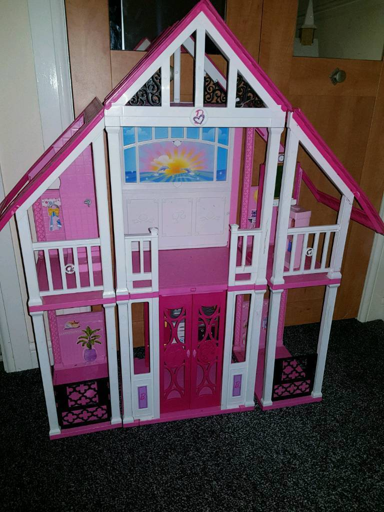 Barbie Dream House Doll House In Armadale West Lothian