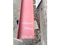New RSJ (steel beam) Size 178 x 102 x 19 / 4.5 metres long