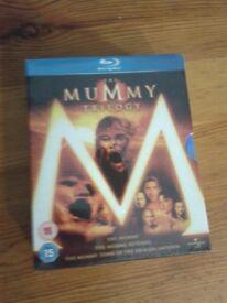 The Mummy Trilogy Boxset