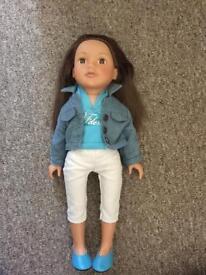 Designa friend Doll