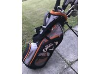 Callaway xj hot junior golf set