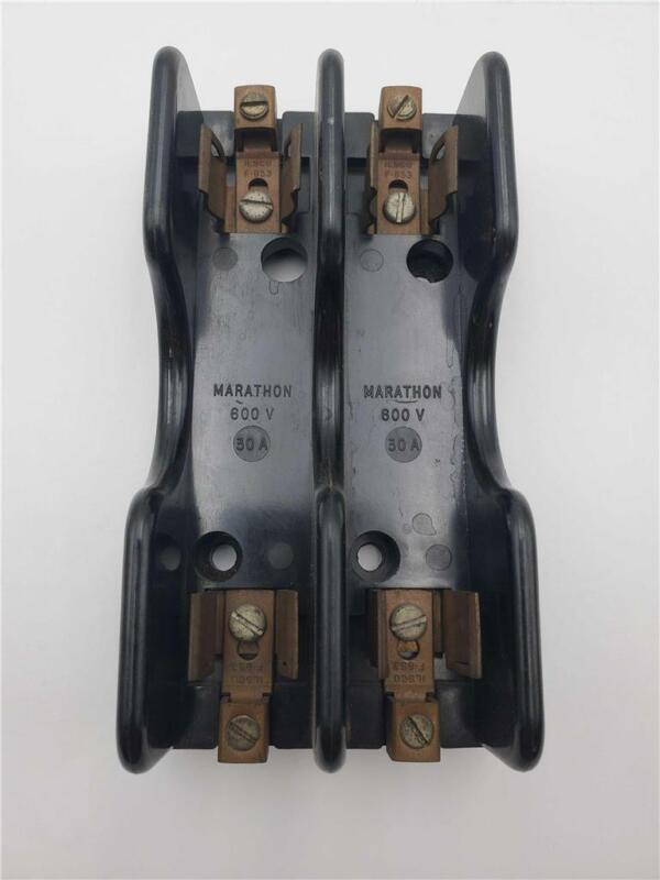 MARATHON FUSEHOLDER 600V 30A