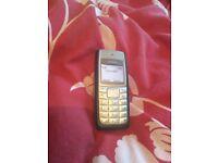Nokia 1112 - Dark Blue Classic Unlocked Mobile Phone
