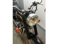 Royal enfield 500 cc