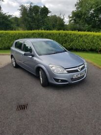 Vauxhall Astra elite 1.7 tdi.