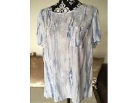 MARKS & SPENCERS LADIES VARIOUS TOPS, BLOUSES, SOME TROUSERS SZ 18