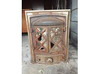 rare 1930's woodburner in full working order