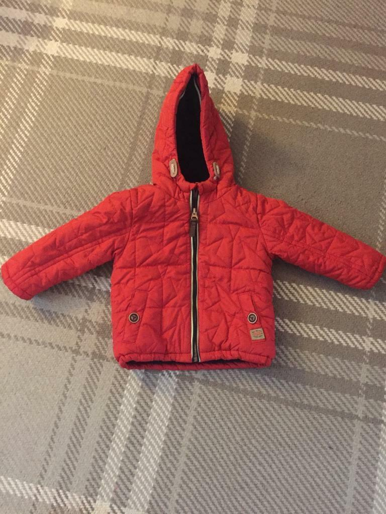 64ea5814db5d Baby boys coat